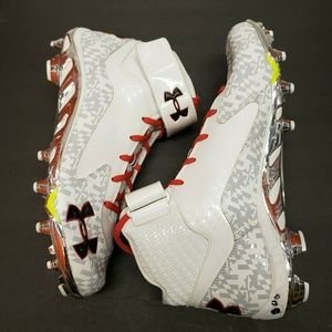 Under Armour Team Spine Football Cleats 1252686990